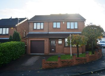 Thumbnail 5 bed detached house for sale in Raven Drive, Thorpe Hesley, Rotherham