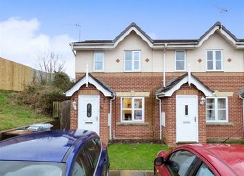Thumbnail 2 bed mews house for sale in Hughes Drive, Crewe