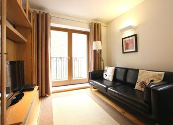 Thumbnail 1 bed flat to rent in Chalton Street, Kings Cross, London