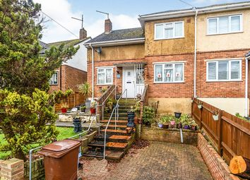 Thumbnail 2 bed semi-detached house for sale in Concord Avenue, Chatham, Kent