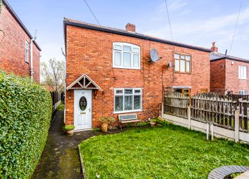 Thumbnail 3 bed semi-detached house for sale in Redbrook Road, Gawber, Barnsley