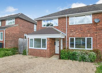 Thumbnail 3 bed semi-detached house for sale in Old Station Close, Crawley Down, West Sussex