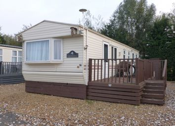 Thumbnail 1 bed property for sale in Floods Ferry Marina Park, Staffurths Bridge, March
