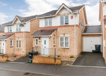 Thumbnail 3 bed link-detached house for sale in Akeman Close, Yeovil, Somerset