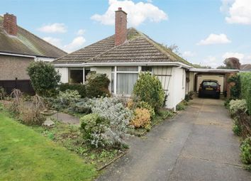 Thumbnail 3 bed detached bungalow for sale in Rectory Road, Ruskington, Sleaford
