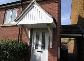Thumbnail 2 bed flat to rent in Tarragon Walk, Banbury