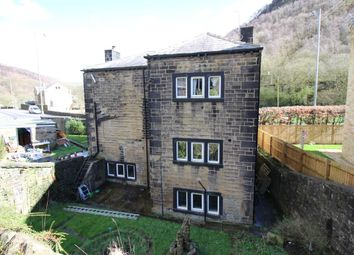 Thumbnail 3 bed detached house for sale in Calderside, Hebden Bridge