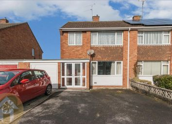 Thumbnail 3 bedroom semi-detached house for sale in Parsons Way, Royal Wootton Bassett, Swindon