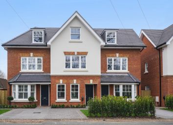 Thumbnail 3 bed terraced house for sale in Westcar Lane, Hersham, Walton On Thames
