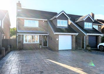 Thumbnail 4 bed detached house for sale in Oaks Wood Drive, Darton, Barnsley