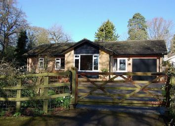 Thumbnail 3 bedroom detached bungalow for sale in The Glebe, Flore, Northampton