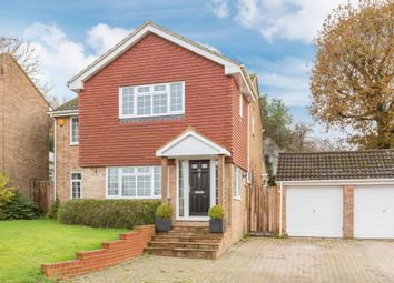 Thumbnail 5 bed detached house for sale in Fulmar Drive, East Grinstead