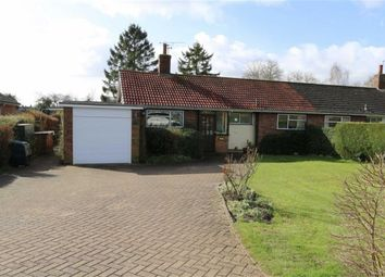 Thumbnail 3 bed semi-detached bungalow for sale in Old Vicarage Drive, Leamington Road, Long Itchington, Southam