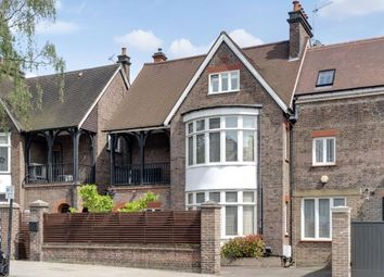 Thumbnail 5 bed semi-detached house for sale in Rosslyn Hill, Hampstead, London