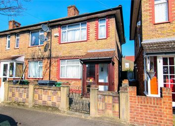 Thumbnail 3 bedroom end terrace house for sale in Wellesley Road, Walthamstow, London