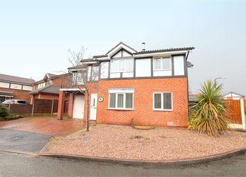 Thumbnail 4 bed property for sale in Azalea Close, Preston