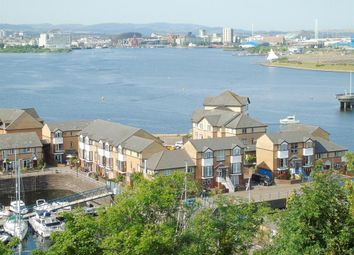 Thumbnail 2 bed flat for sale in Northcliffe Drive, Penarth