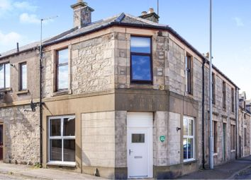 Thumbnail 2 bed flat for sale in Queen Street, Lossiemouth