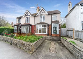 Thumbnail 3 bed semi-detached house for sale in Barnsole Road, Gillingham, Kent