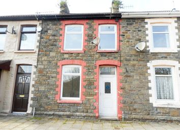 Thumbnail 2 bed terraced house for sale in Zion Terrace, Tonypandy