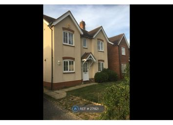 Thumbnail 4 bed detached house to rent in Chapmans Drive, Great Cambourne