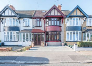 Thumbnail 4 bed terraced house for sale in Capel Gardens, Ilford, Essex