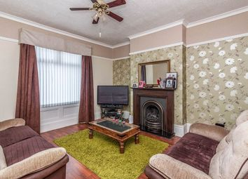 Thumbnail 3 bed terraced house for sale in Howdon Road, North Shields