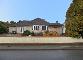Thumbnail 4 bed bungalow for sale in Stuart Road, Halesowen, West Midlands