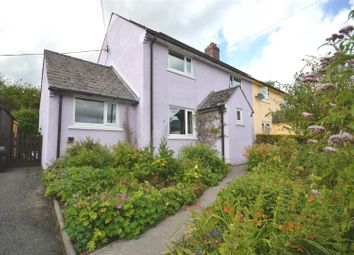 Thumbnail 3 bed semi-detached house for sale in Brechfa, Carmarthen