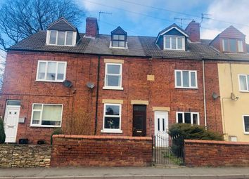 Thumbnail 2 bed terraced house for sale in Bakestone Moor, Whitwell, Worksop