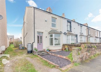 Thumbnail 3 bed end terrace house for sale in Grange Mount, Heswall, Wirral, Merseyside