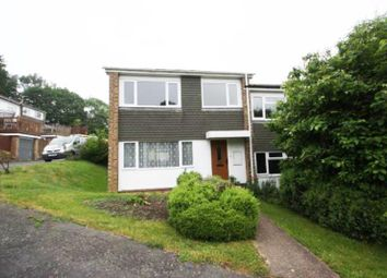 Thumbnail 3 bed town house to rent in Waterers Rise, Knaphill, Woking