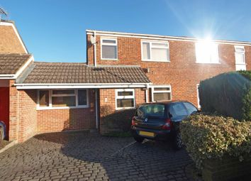 Thumbnail 4 bed semi-detached house for sale in Huxley Close, Bicester