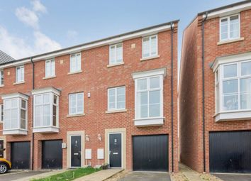 Thumbnail 3 bed town house to rent in Molyneux Square, Hampton Vale, Peterborough