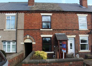 Thumbnail 2 bed terraced house for sale in Belper Road, Stanley Common