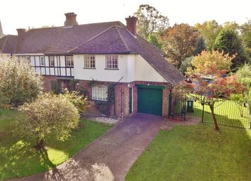 Thumbnail 4 bed semi-detached house for sale in The Drive, St. Ives, Huntingdon