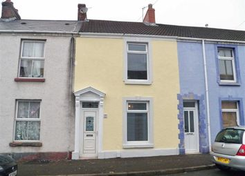 Thumbnail 2 bedroom terraced house for sale in Catherine Street, Swansea