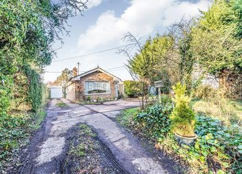 Thumbnail 3 bed bungalow for sale in Island Road, Upstreet, Canterbury