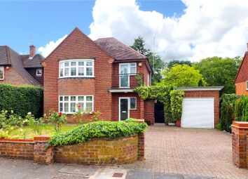 Thumbnail 3 bedroom detached house for sale in Roughwood Close, Watford