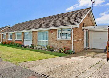Thumbnail 2 bed bungalow for sale in Beverley Gardens, Dymchurch, Romney Marsh, Kent