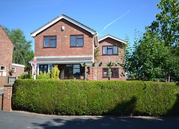 Thumbnail 4 bedroom detached house for sale in Padstow Way, Stoke-On-Trent