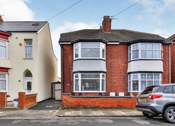 Thumbnail 3 bed semi-detached house for sale in Belmont Gardens, Hartlepool