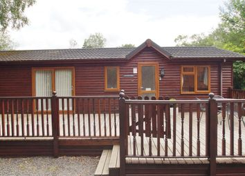 Thumbnail 2 bed mobile/park home for sale in Thirlmere 12, White Cross Bay Holiday Park, Windermere