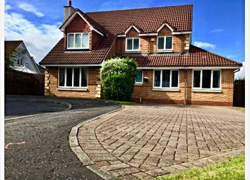 Thumbnail 5 bed detached house for sale in Cypress Glade, Livingston