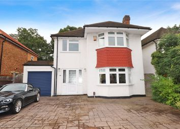 Thumbnail 3 bed detached house to rent in Bushey Way, Beckenham