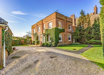 Thumbnail 5 bedroom semi-detached house for sale in Kings Mews, High Road, Chigwell