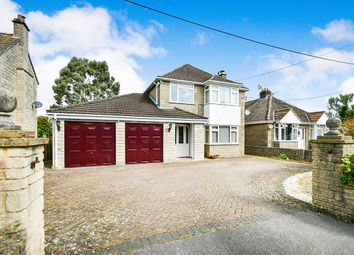 Thumbnail 3 bed detached house for sale in Beversbrook Lane, Calne