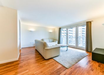 Thumbnail 2 bed flat to rent in New Providence Wharf, London