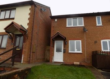 Thumbnail 2 bed semi-detached house to rent in Kingsland Close, Stone