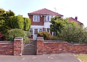 Thumbnail 3 bed detached house for sale in Aldridge Road, Streetly, Sutton Coldfield, .